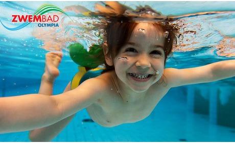 Social Deal: 13-strippenkaart voor Zwembad Zidewinde