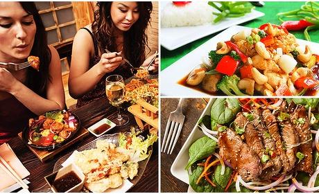 Social Deal: Rijsttafeldiner Chinees Indisch Restaurant Azie