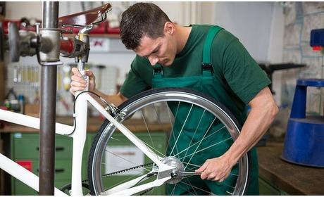 Social Deal: Onderhoudsbeurt voor je fiets