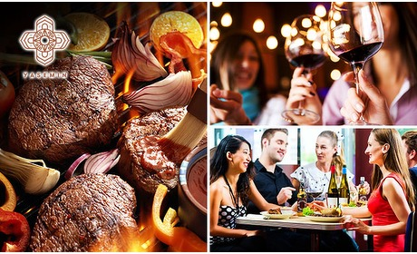 Social Deal: All-You-Can-Eat + evt. drink (2,5 uur) bij Yasemin