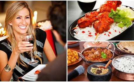 Social Deal: Indiase rijsttafel bij Restaurant Kamasutra