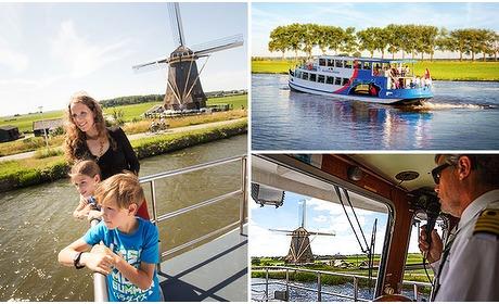Social Deal: Rondvaart door het Groene Hart van Holland