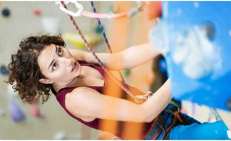 Social Deal: Klimcursus (4 lessen) + 1 maand vrij klimmen