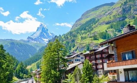 PeterLanghout.nl: 10 dagen busreis Schitterend Zwitserland