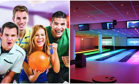 Social Deal: 1,5 uur discobowlen + drankje bij Bowlingpoint Breda