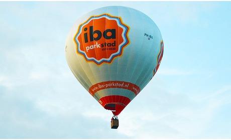 Social Deal: Ballonvaart + glas champagne
