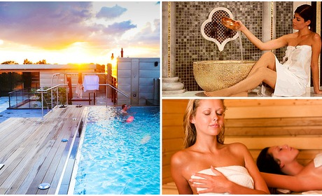 Social Deal: VIP-wellnessarrangement bij Aquadroom