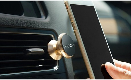 Groupon: Magnetische auto-telefoonhouder
