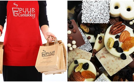 Social Deal: Luxe chocoladepakket