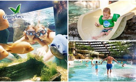 Social Deal: Dagentree subtropisch zwemparadijs Aqua Mundo