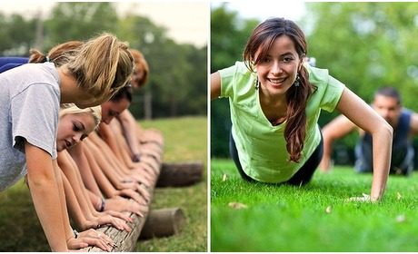 Social Deal: 5 lessen bootcamp, Baby & Fit of Buggyfit
