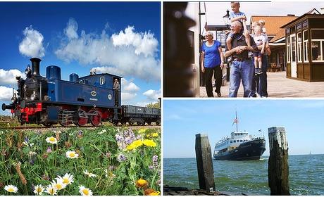 Social Deal: Dagtocht naar Hoorn met boot en stoomtram