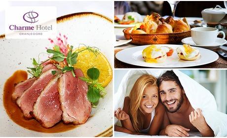 Social Deal: Overnachting(en) + ontbijt voor 2 op de Veluwe
