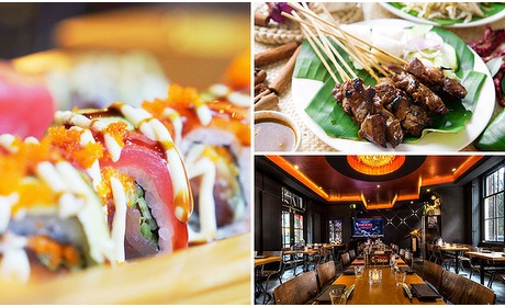 Social Deal: All-You-Can-Eat sushi (2,5 uur) bij Genki