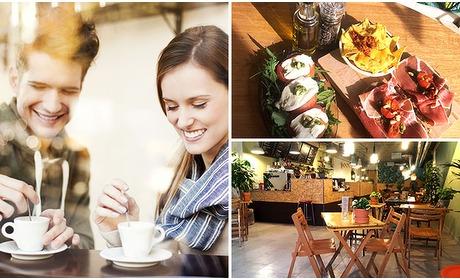 Social Deal: Luxe lunchplateau
