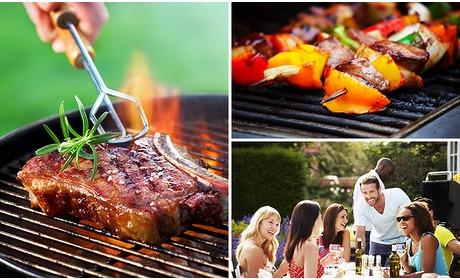 Social Deal: Barbecue bij Cafe Terras Fort-Zuid