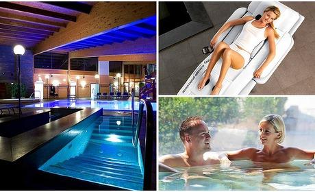 Social Deal: Gehele dag sauna + massage + drankje