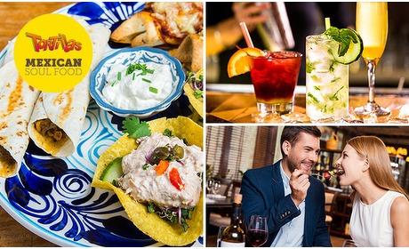 Social Deal: 3-gangen shared dining bij Tortillas