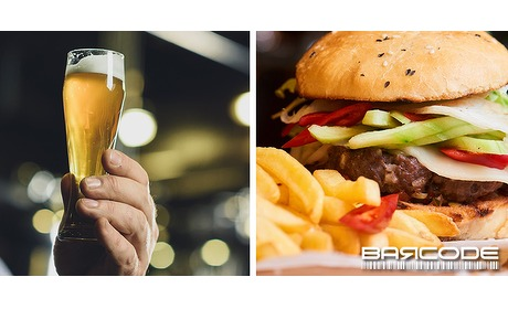 Wowdeal: Terrassarrangement: Hamburgermenu met speciaalbiertje