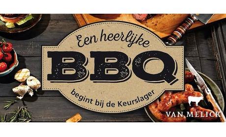 Wowdeal: BBQ- of tapas-pakket van Keurslager Van Melick