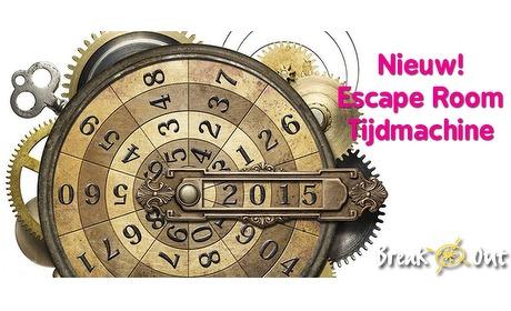 Wowdeal: Escape Rooms met eventueel hoofdgerecht