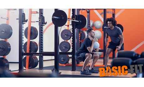 Wowdeal: 1 uur personal training incl. 1 maand Basic Fit abonnement