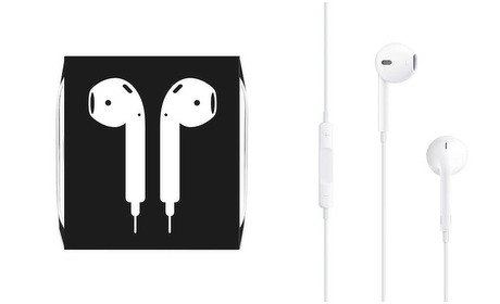 Groupon: Apple Earpods
