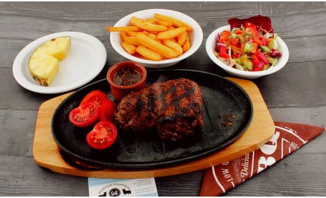 Groupon: Grillmasters Oude Markt Enschede