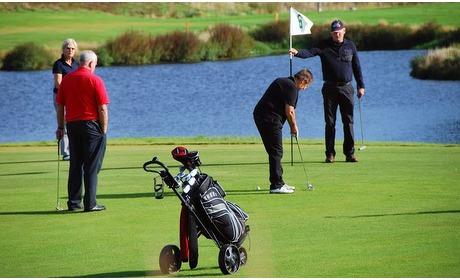 Groupon: Zuid Drenthe: wellnessverblijf met naar keuze golf