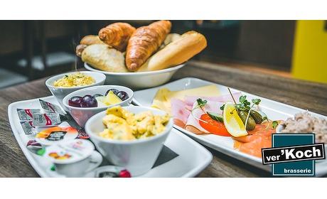 Wowdeal: Ontbijten bij Brasserie ver'Koch