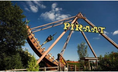 Groupon: Attractie- & Vakantiepark Slagharen: 2-4 nachten in een Nevada Lodge