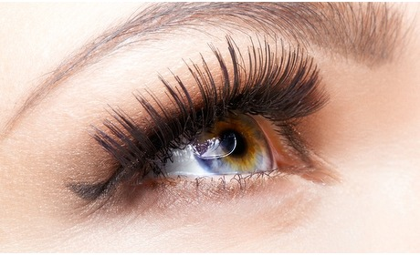 Groupon: Hartje Rotterdam: wimperextensions