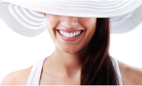 Groupon: Tandenbleken met LED-licht