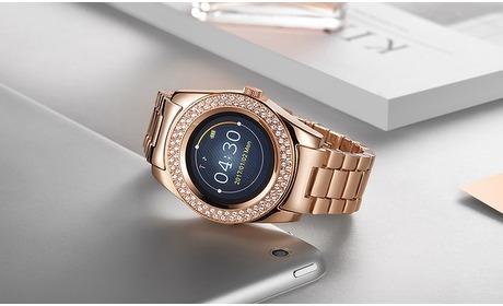 Groupon: Smartwatch van Timothy Stone