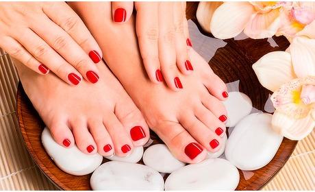 Groupon: Den Haag: manicure en/of pedicure