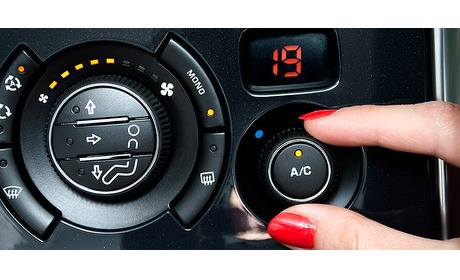 Wowdeal: Complete airco check of koplampen polijstenbij Airco Mobiel