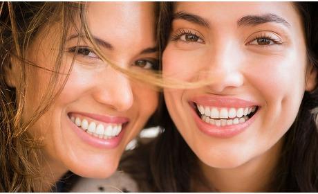Groupon: Tandenbleken zonder peroxide