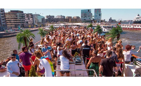 Wowdeal: Ticket Jacuzzi Cruise Party