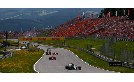 Wowdeal: Zondagtickets Formule 1 GP Spa Francorchamps