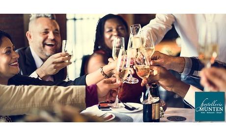 Wowdeal: 5 of 7-gangen diner bij Hostellerie Munten