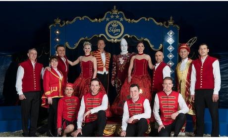 Groupon: Entreeticket Circus Sijm