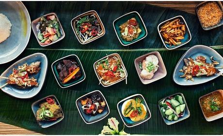 Groupon: Lunch bij Ron Gastrobar Indonesia