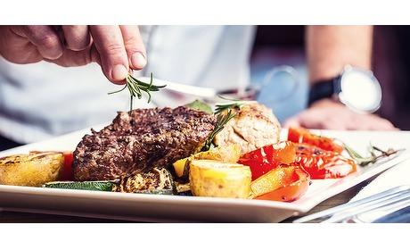 Wowdeal: 3-gangen diner bij Brasserie Maasduinen Droomparken