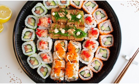 Groupon: Sushibox