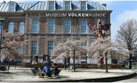 Groupon: Entree Museum Volkenkunde