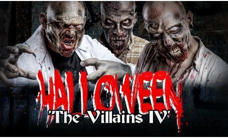 Groupon: Tickets voor Halloween-event