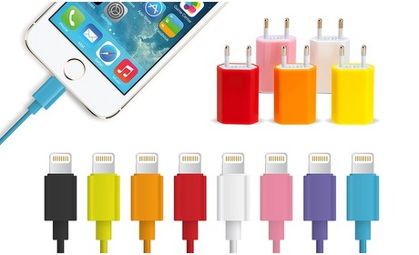 Groupon: Apple Lightning-oplaadkabel