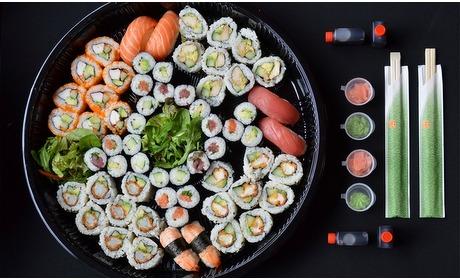 Groupon: Utrecht: sushibox naar keuze