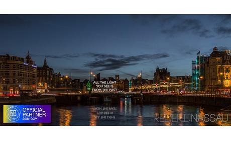 Wowdeal: Beleef het Amsterdam Light Festival vanaf een luxe boot