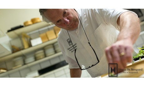 Wowdeal: Culinaire wereldproeverij van 7 gangen bij Hoeve de Boogaard